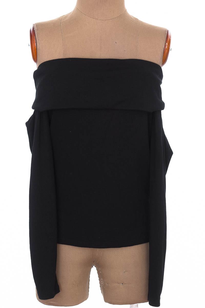 Blusa color Negro - Gef