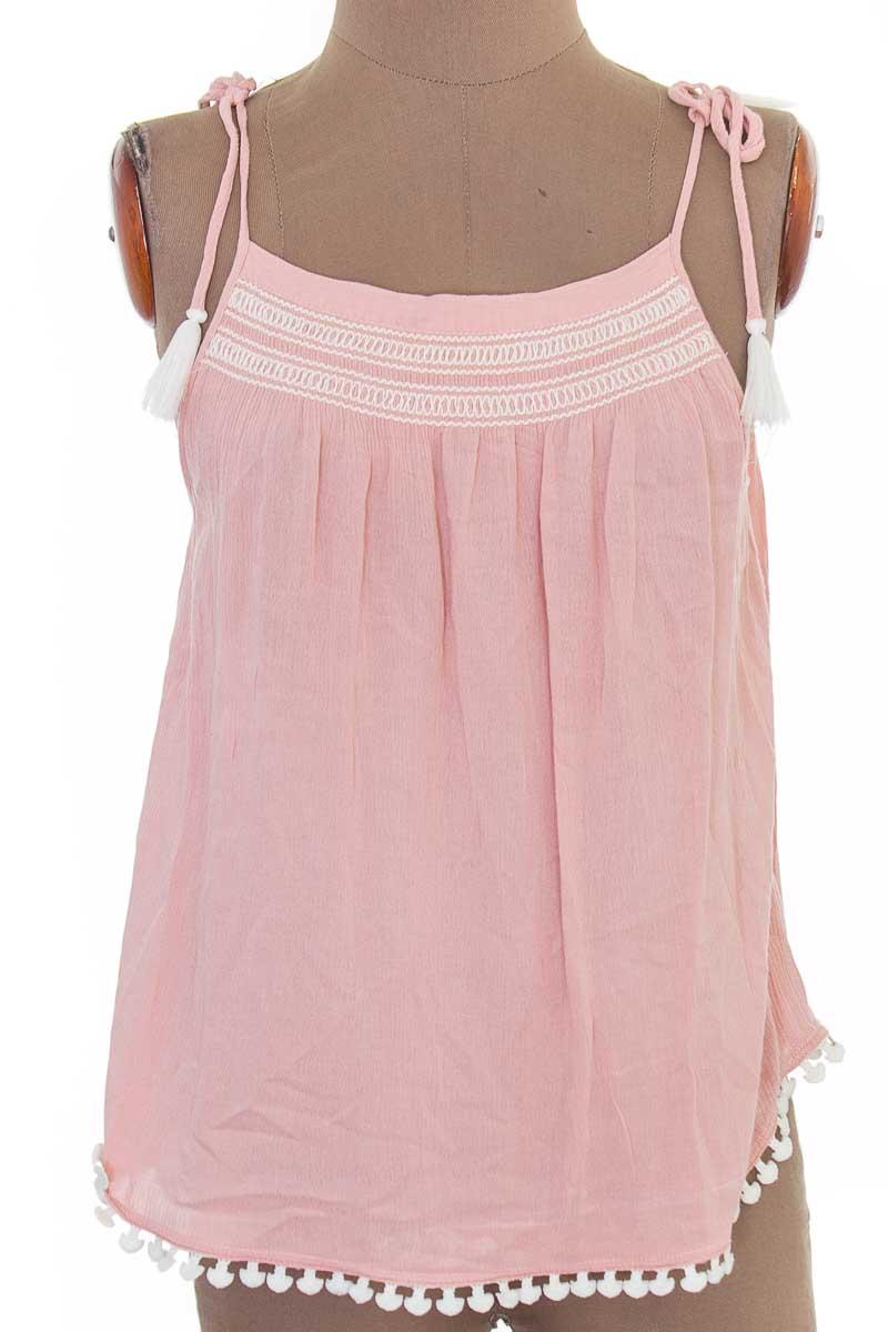 Top / Camiseta color Rosado - Gef