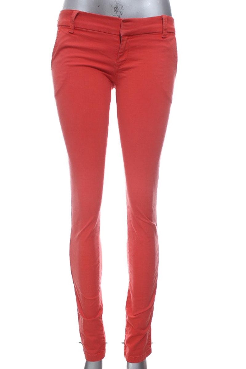 Pantalón Casual color Naranja - Gef
