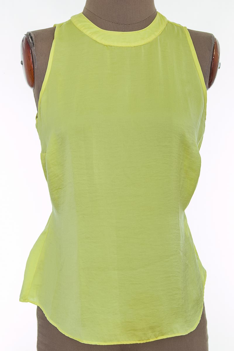 Blusa color Amarillo - Loure
