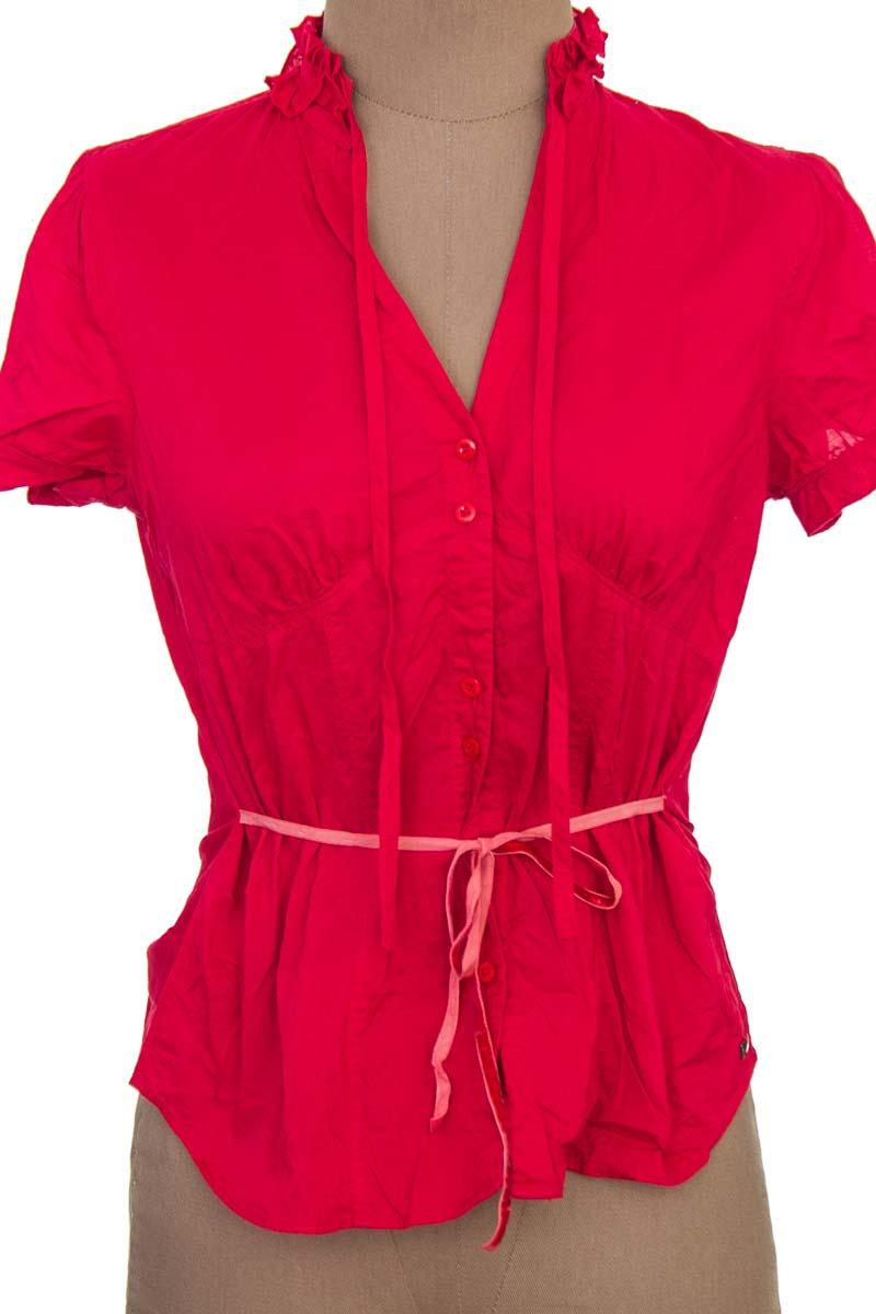 Blusa color Rojo - Esprit