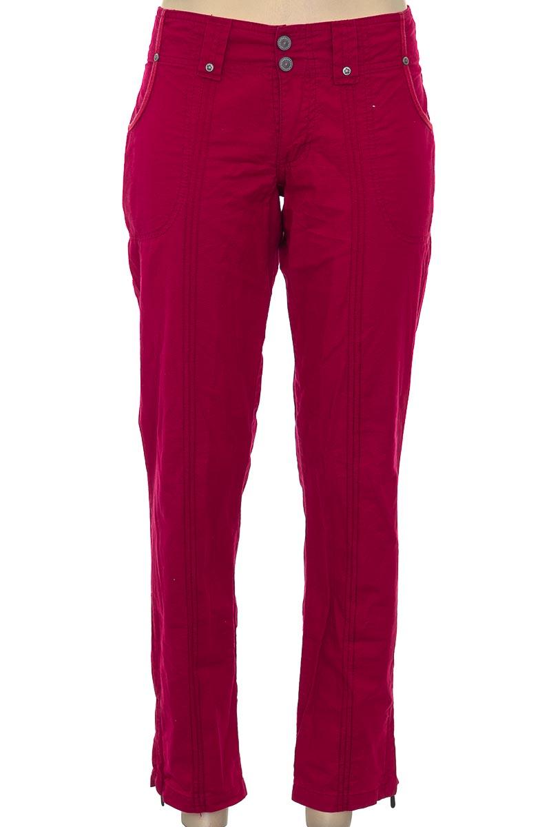 Pantalón color Rojo - Rag´style