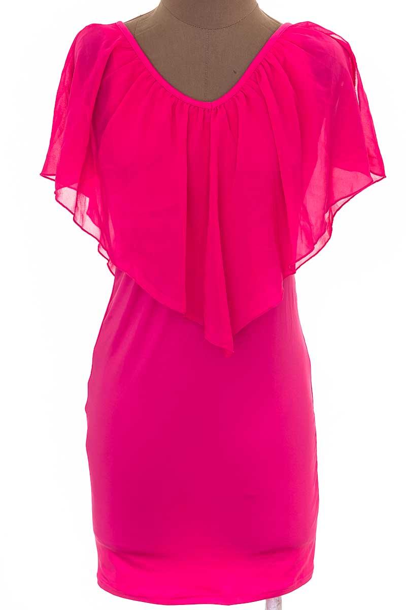 Vestido / Enterizo color Fucsia - Fashion