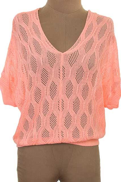 Sweater color Salmón - Suiteblanco Tricot