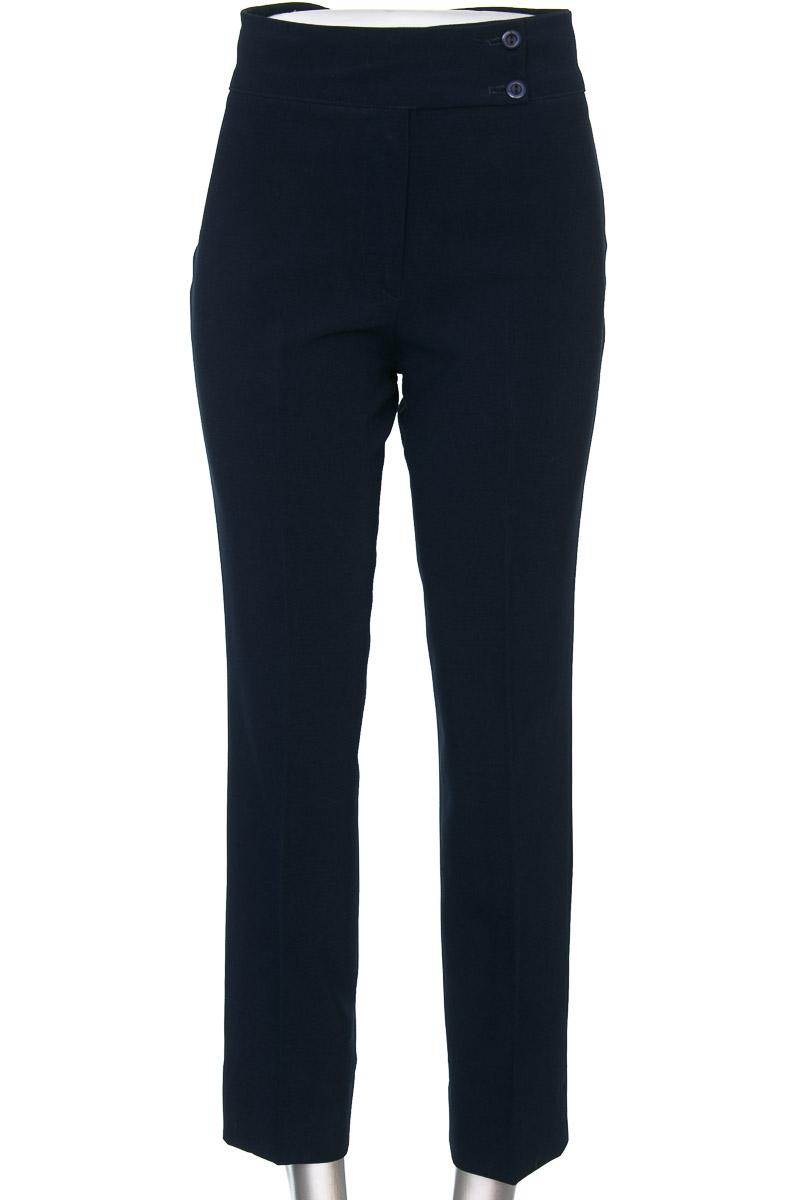 Pantalón Formal color Azul - Rocio Quintana