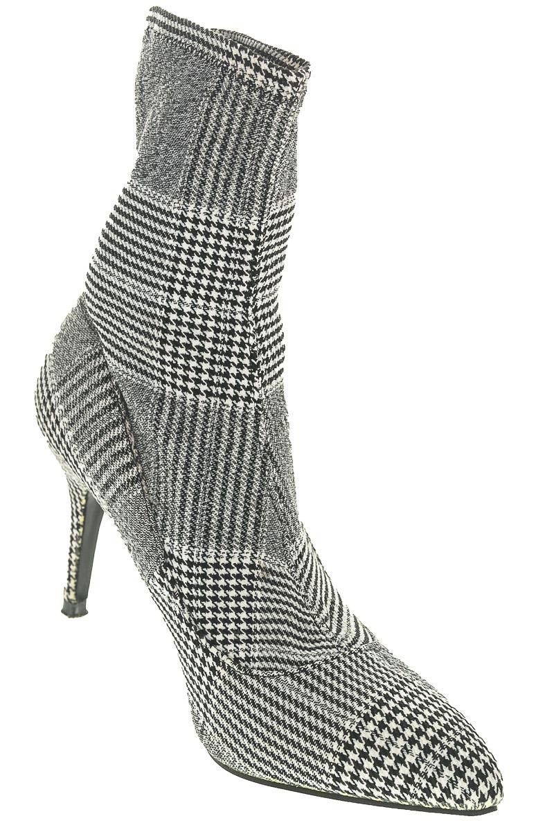 Zapatos Botín color Gris - Primark