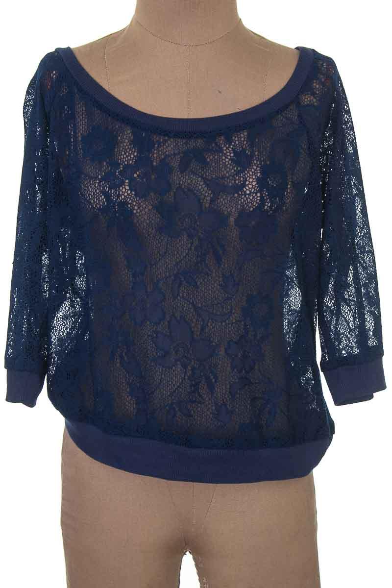 Sweater color Azul - Kirra