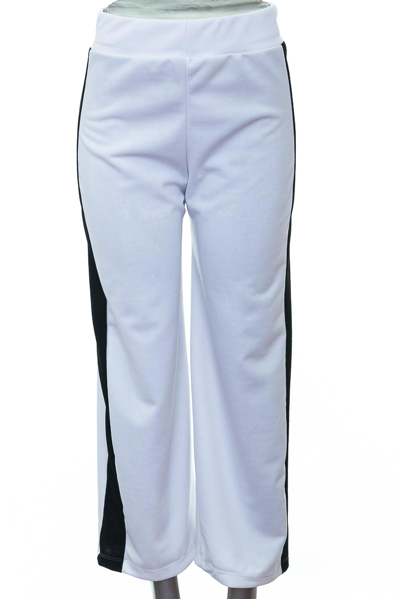 Pantalón Casual color Blanco - Tatiana Brand