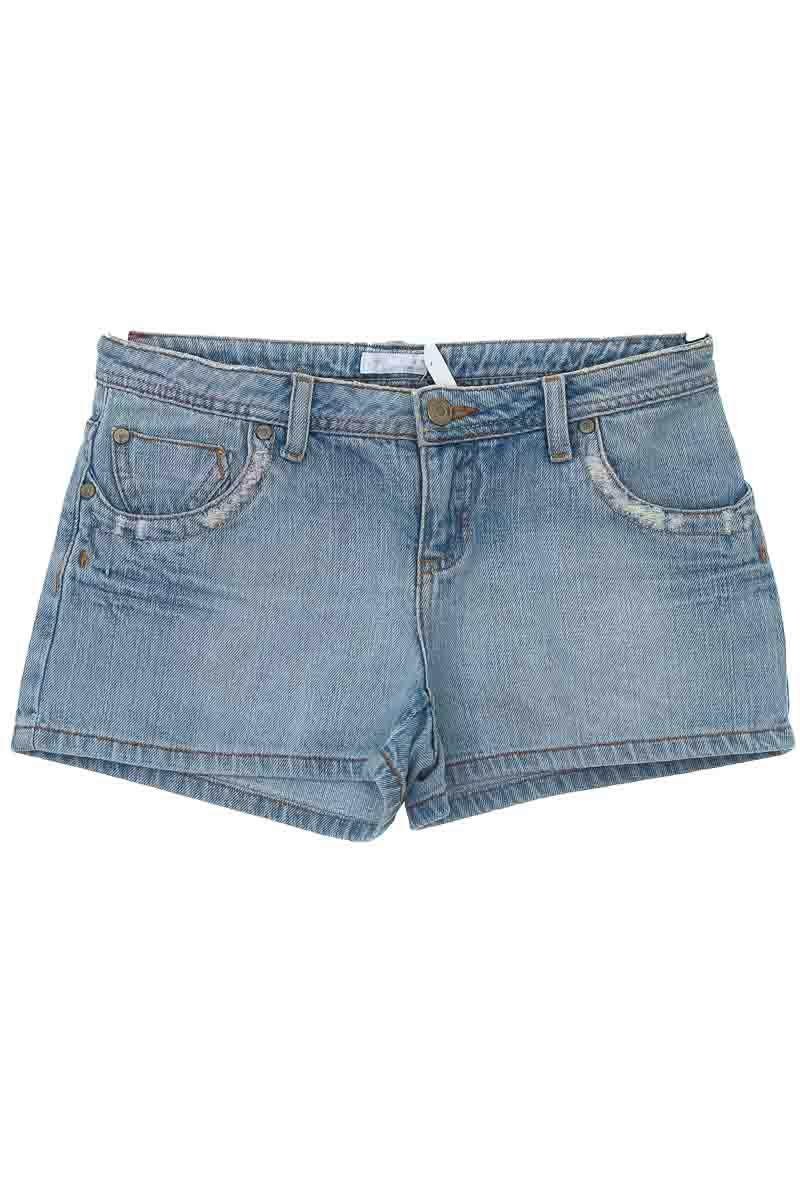 Short Jean color Azul - Closeando