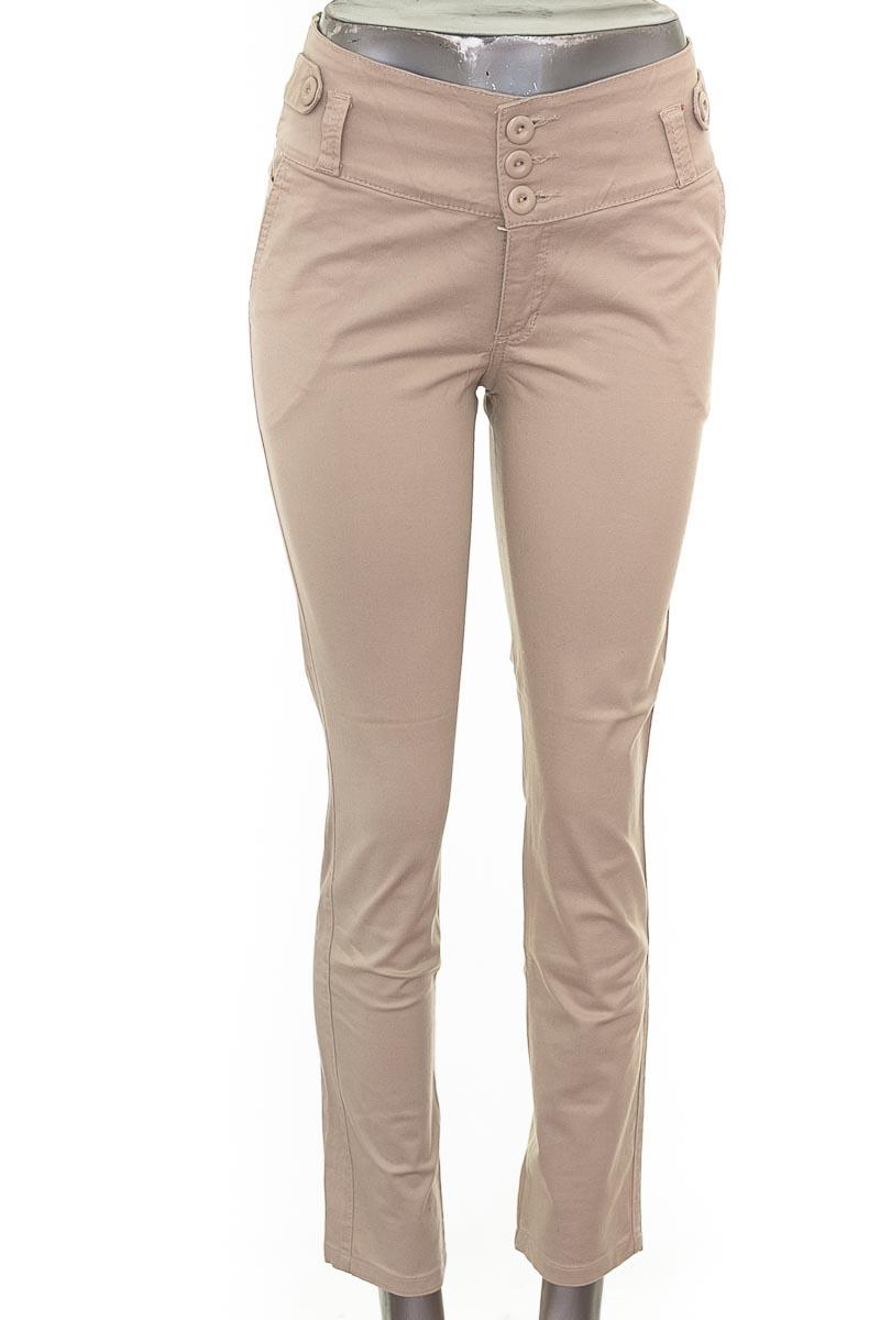 Pantalón color Beige - Manados
