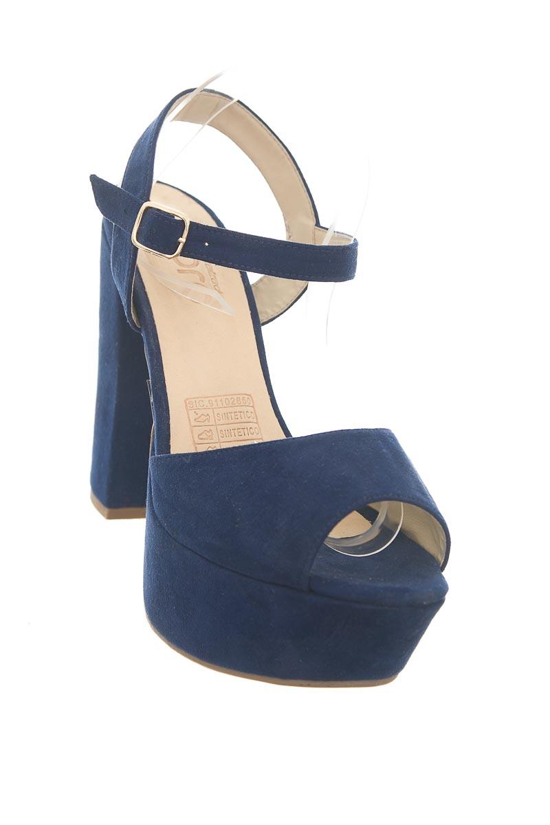 Zapatos color Azul - Alford