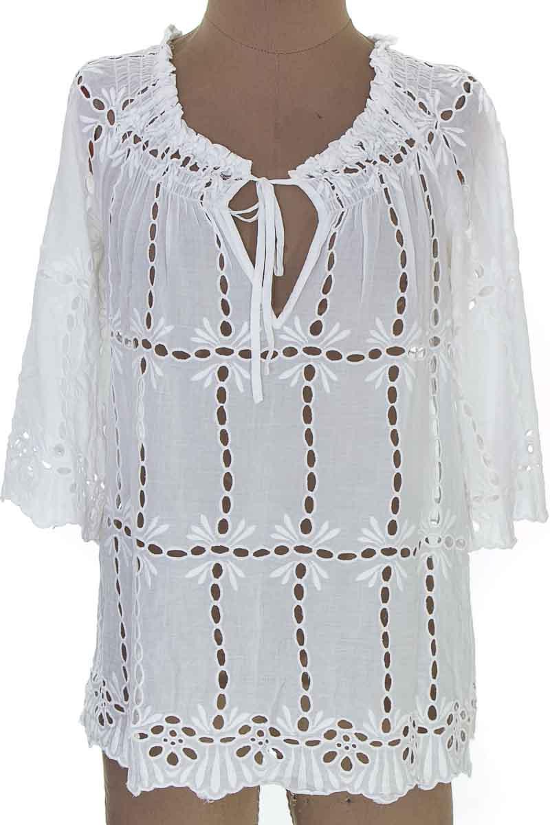 Blusa color Blanco - INC International Concepts