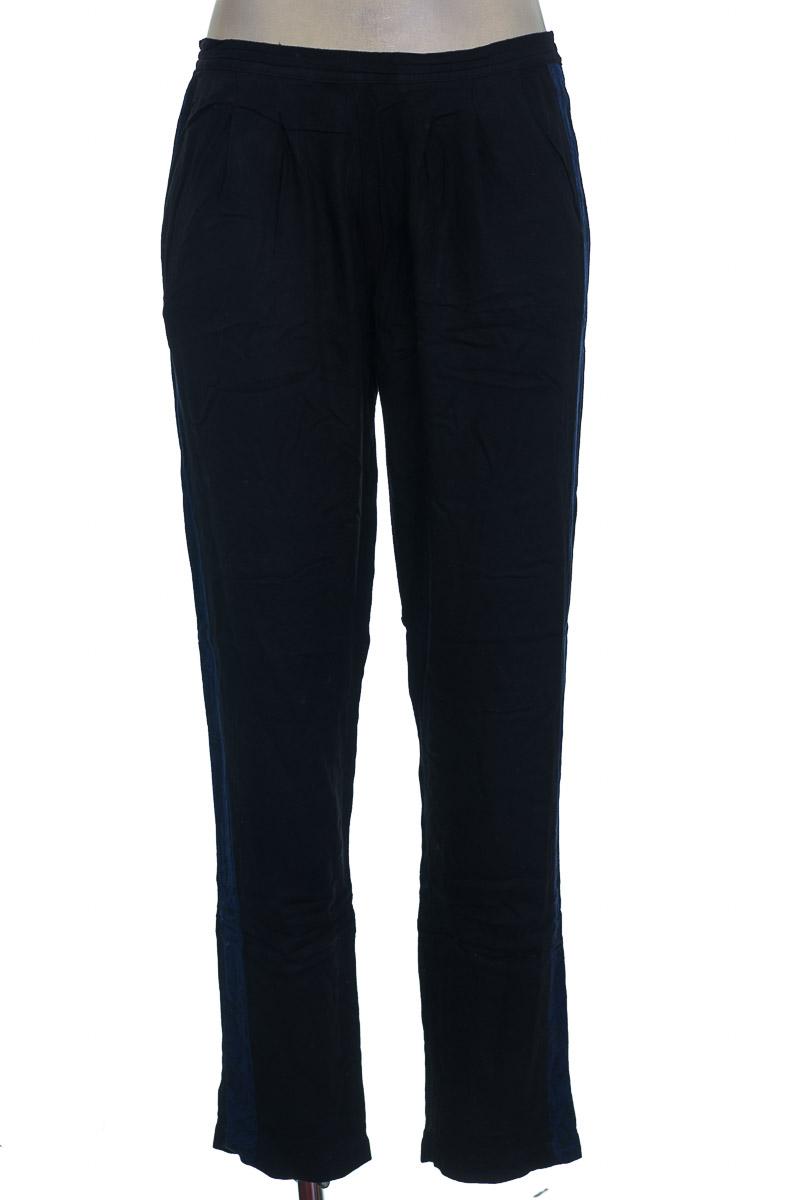 Pantalón color Negro - NAF NAF