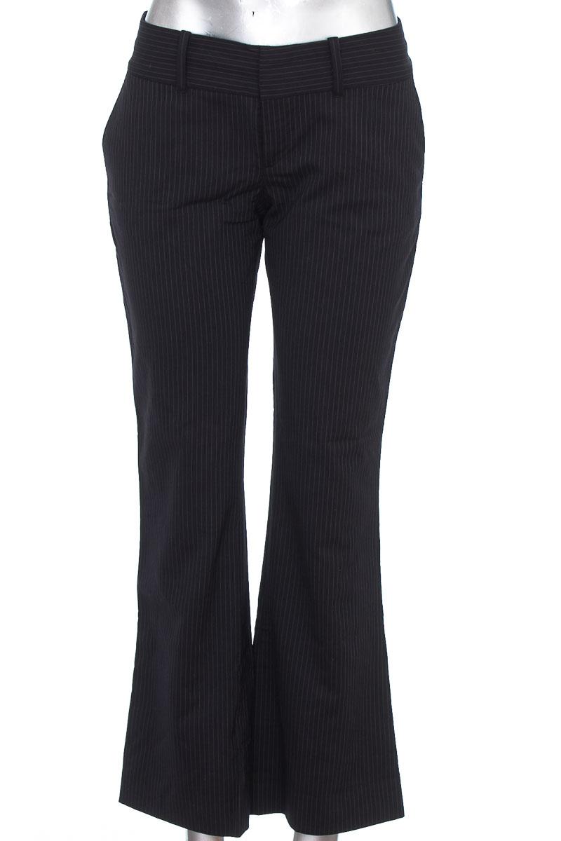 Pantalón Formal color Negro - Banana Republic