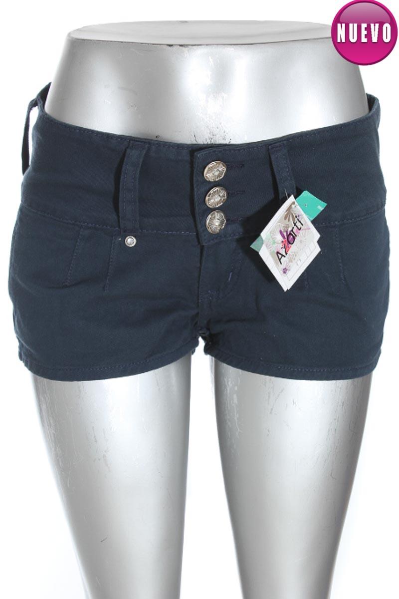 Short Jean color Azul - Azorti