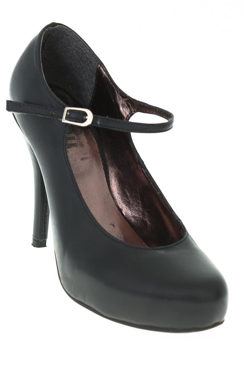 Zapatos Tacón color Negro - Stivali