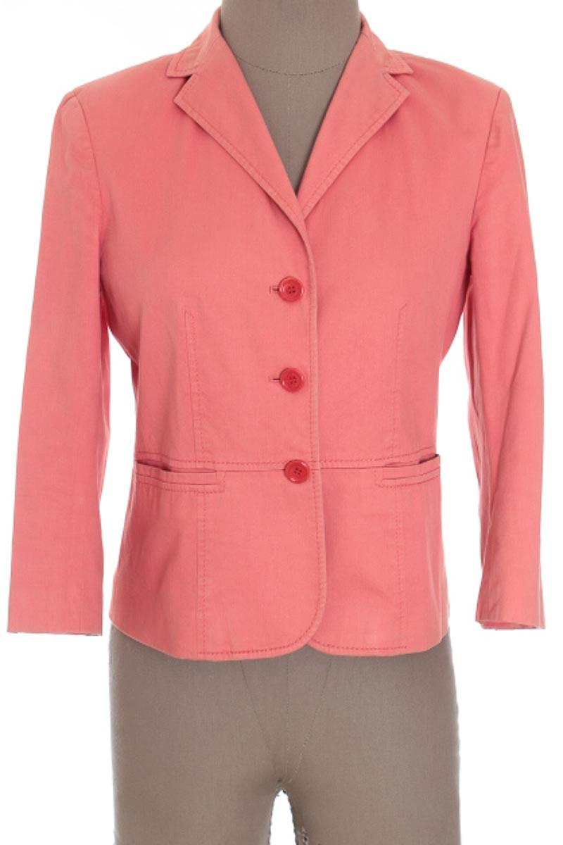 Chaqueta / Abrigo color Naranja - Ann Taylor