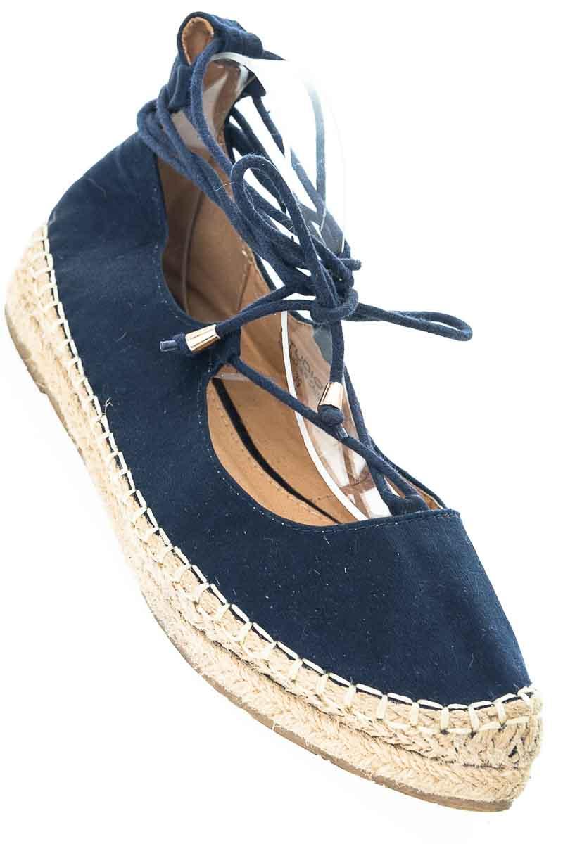 Zapatos Baleta color Azul - Studio F