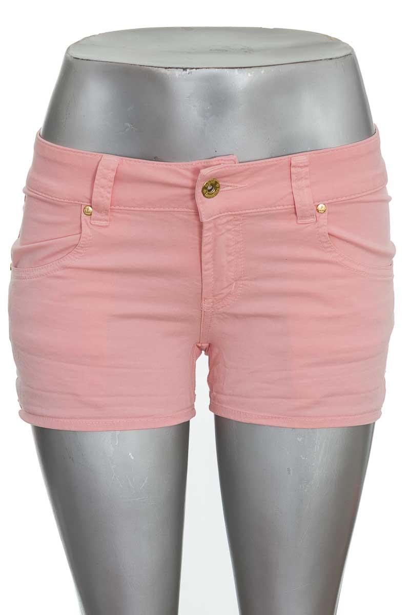 Short Jean color Rosado - Agua Bendita