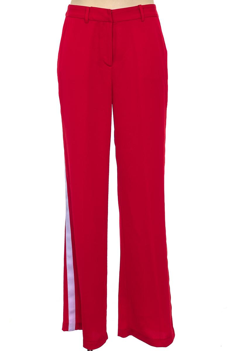 Pantalón color Rojo - Studio F