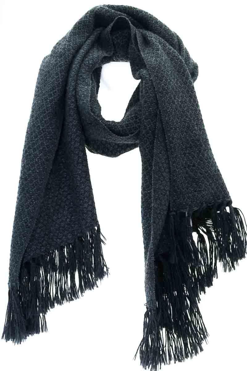 Accesorios Bufanda color Negro - Alpaca