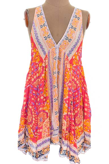 Vestido / Enterizo Casual color Naranja - Intimately by Free People