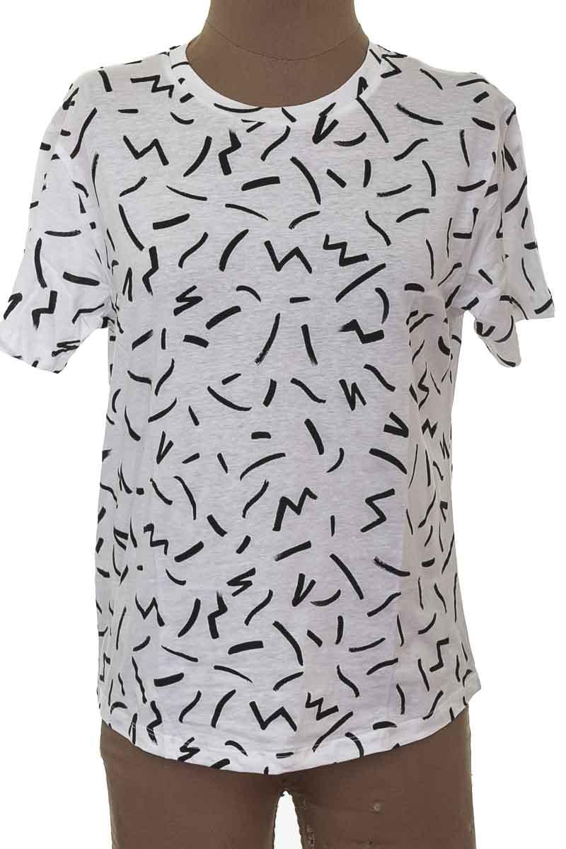 Top / Camiseta color Blanco - MNG