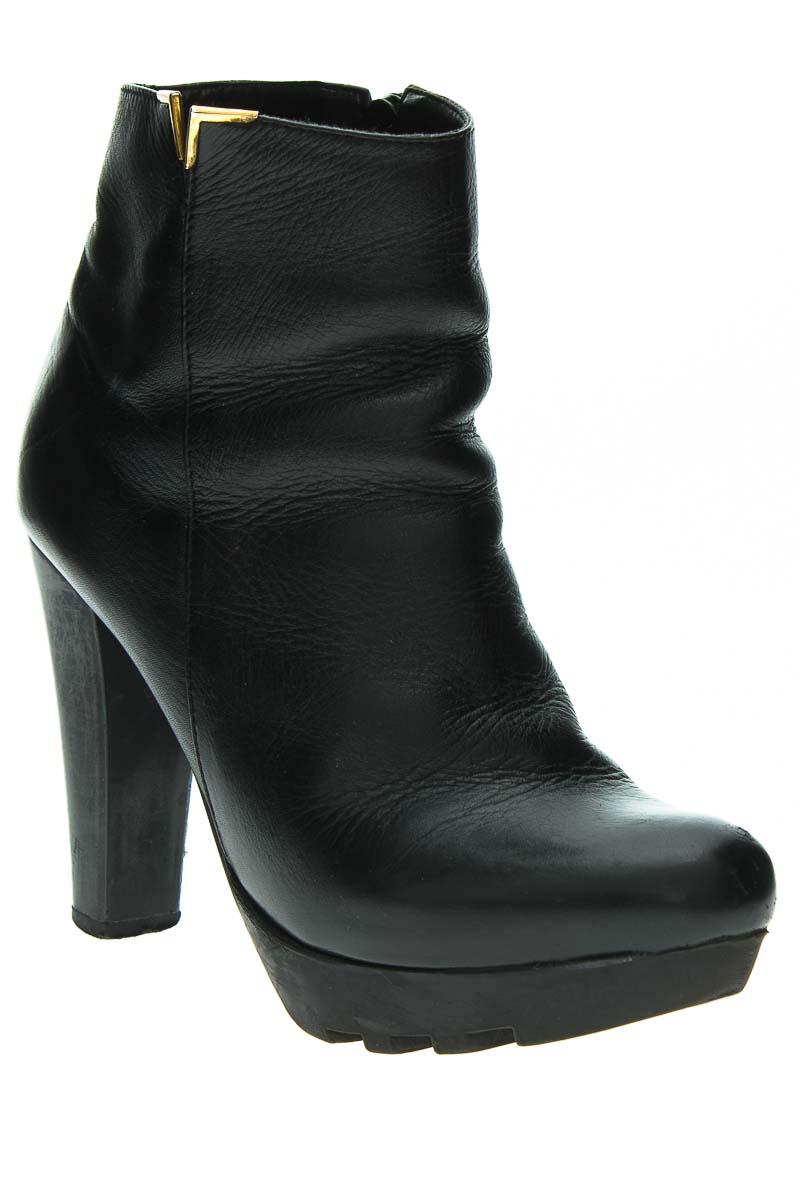Zapatos Bota color Negro - Stivali