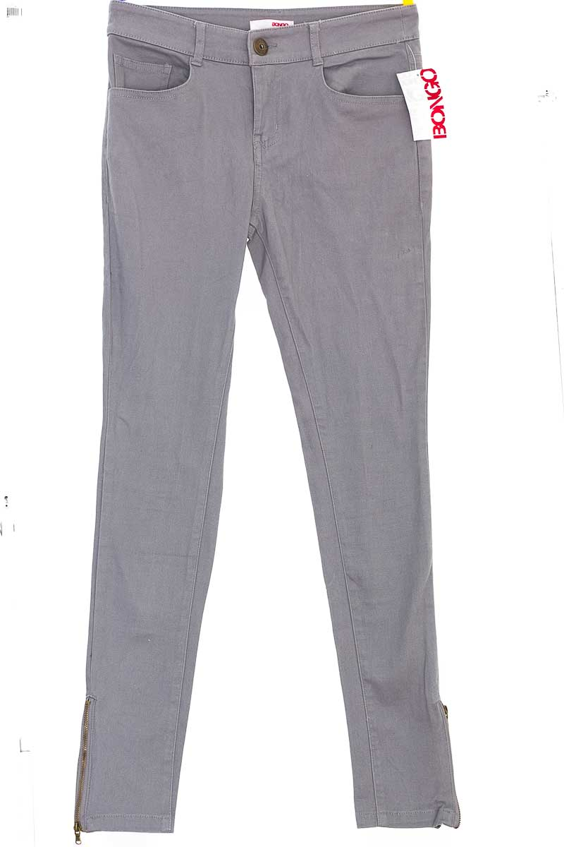 Pantalón color Gris - Bongo