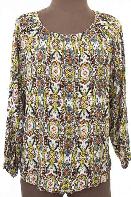 Blusa color Estampado - Zingara