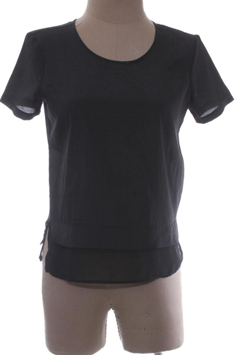 Blusa color Negro - T-Shirt & Jeans