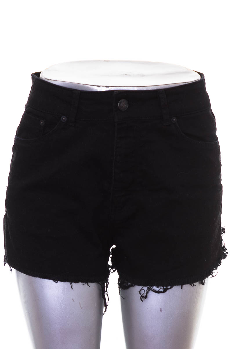 Short Jean color Negro - MNG