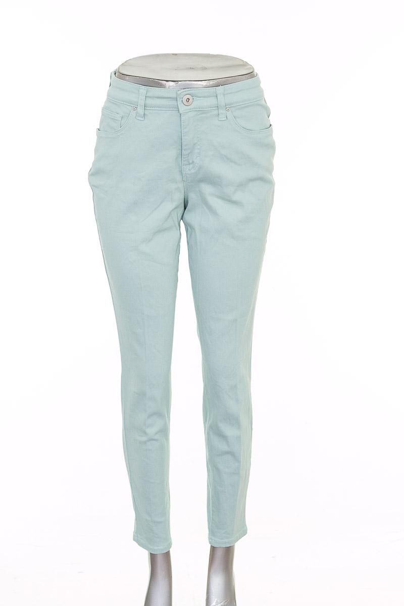 Pantalón Casual color Verde - Style & Co