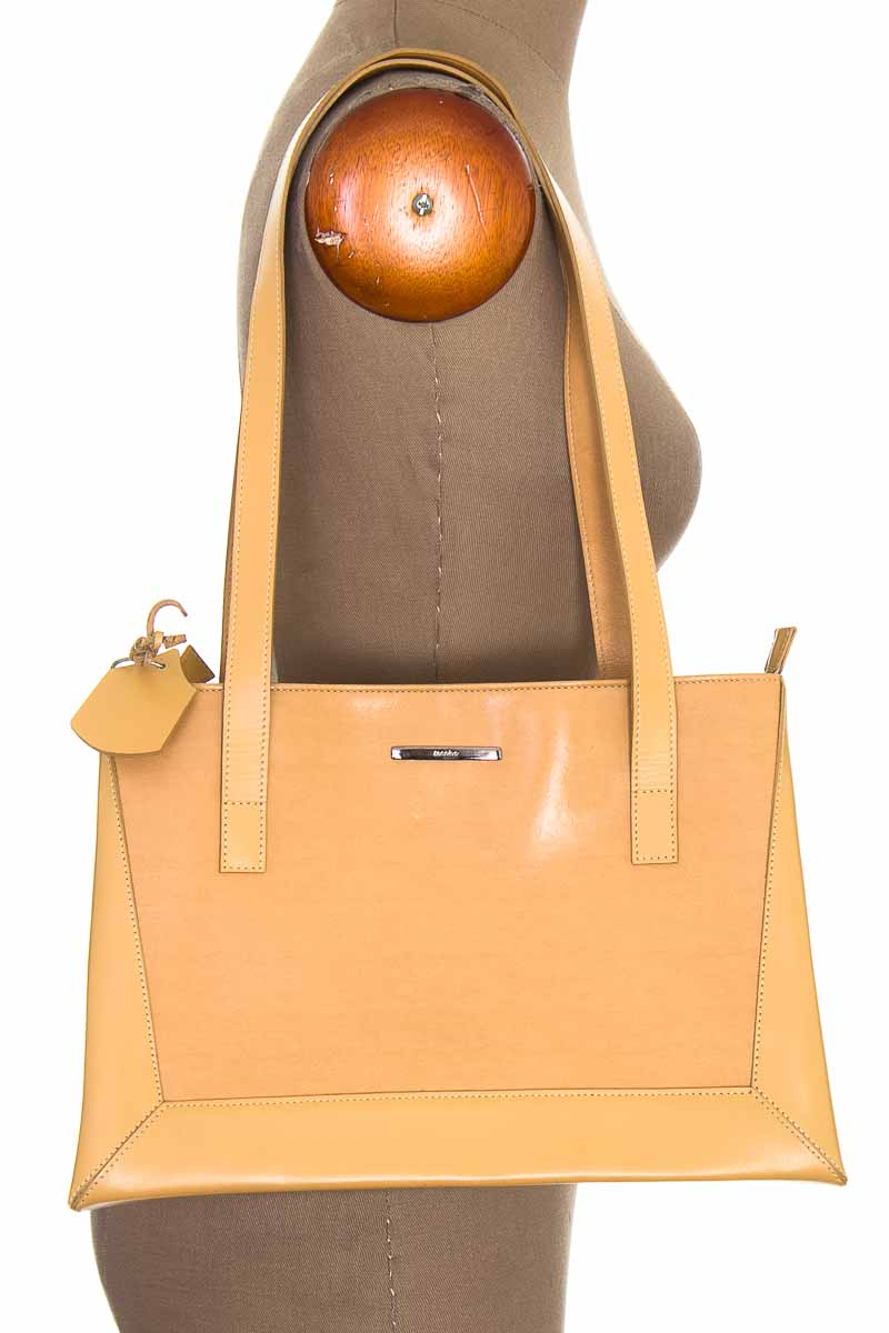 Cartera / Bolso / Monedero Cartera color Beige - Tannino