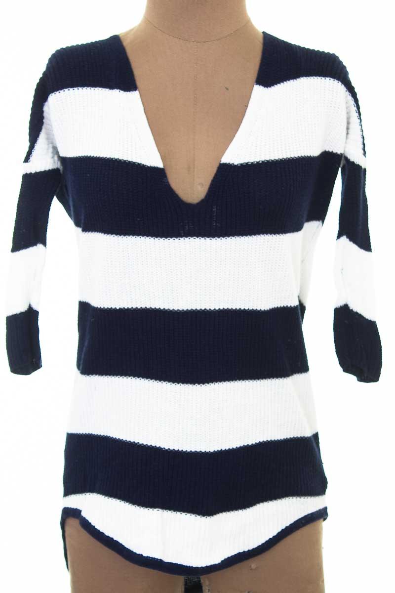 Sweater color Azul - Express
