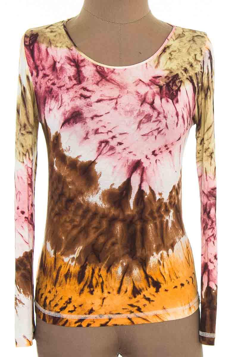 Top / Camiseta color Estampado - Hot Line