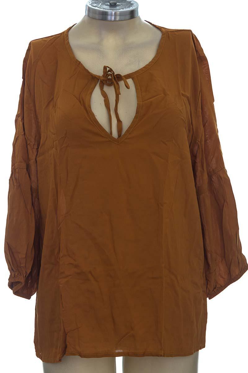 Blusa color Mostaza - Pacífika
