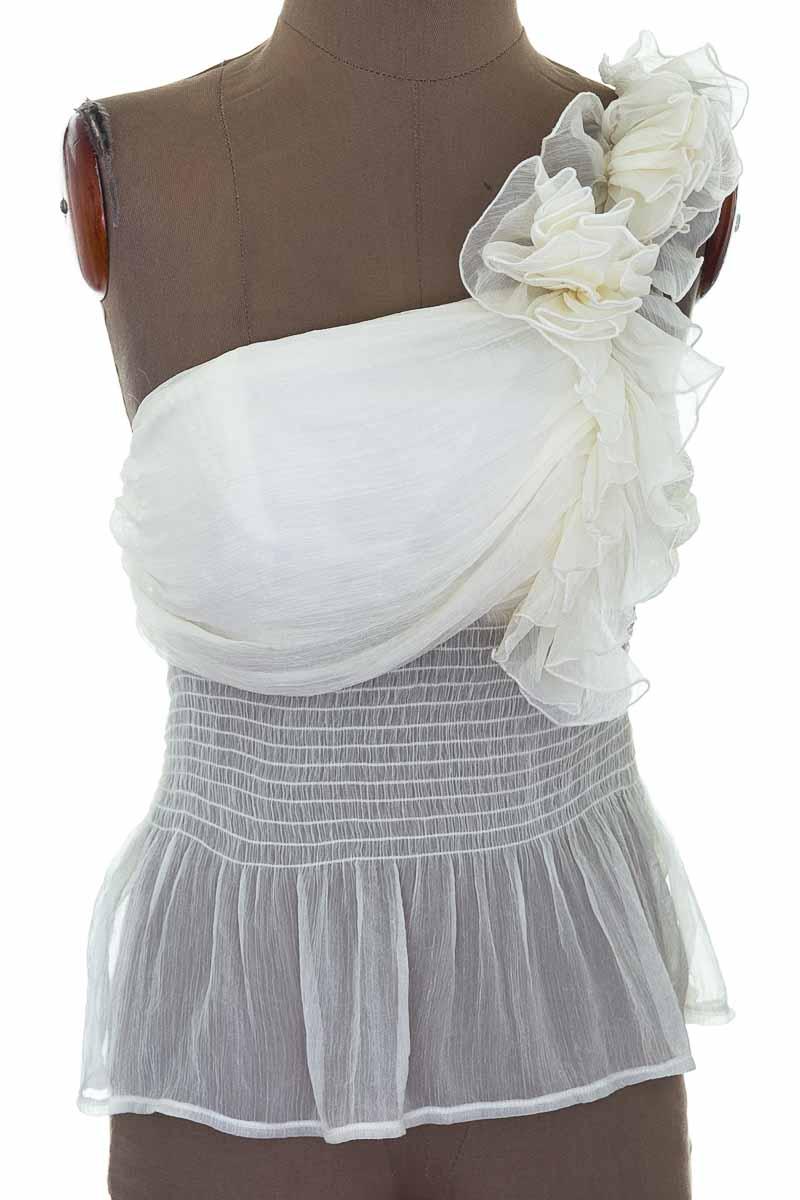Blusa Formal color Beige - Veraneo