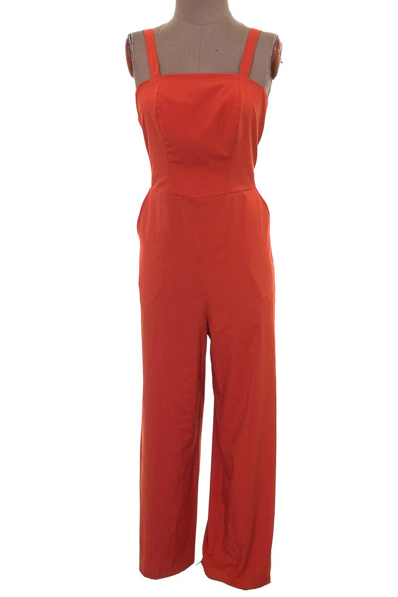 Vestido / Enterizo Enterizo color Naranja - Classic Jeans
