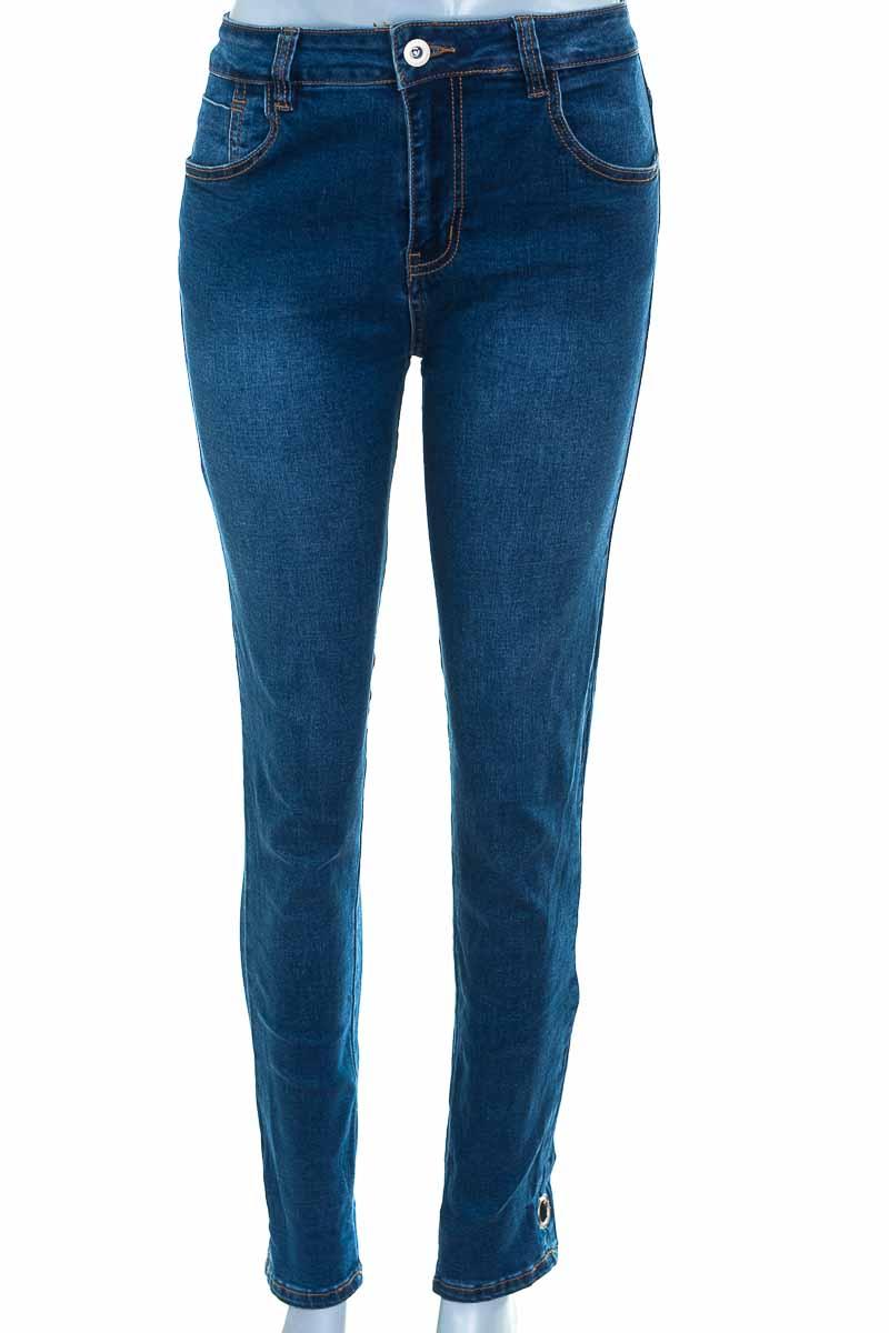 Falda Casual color Azul - ELA