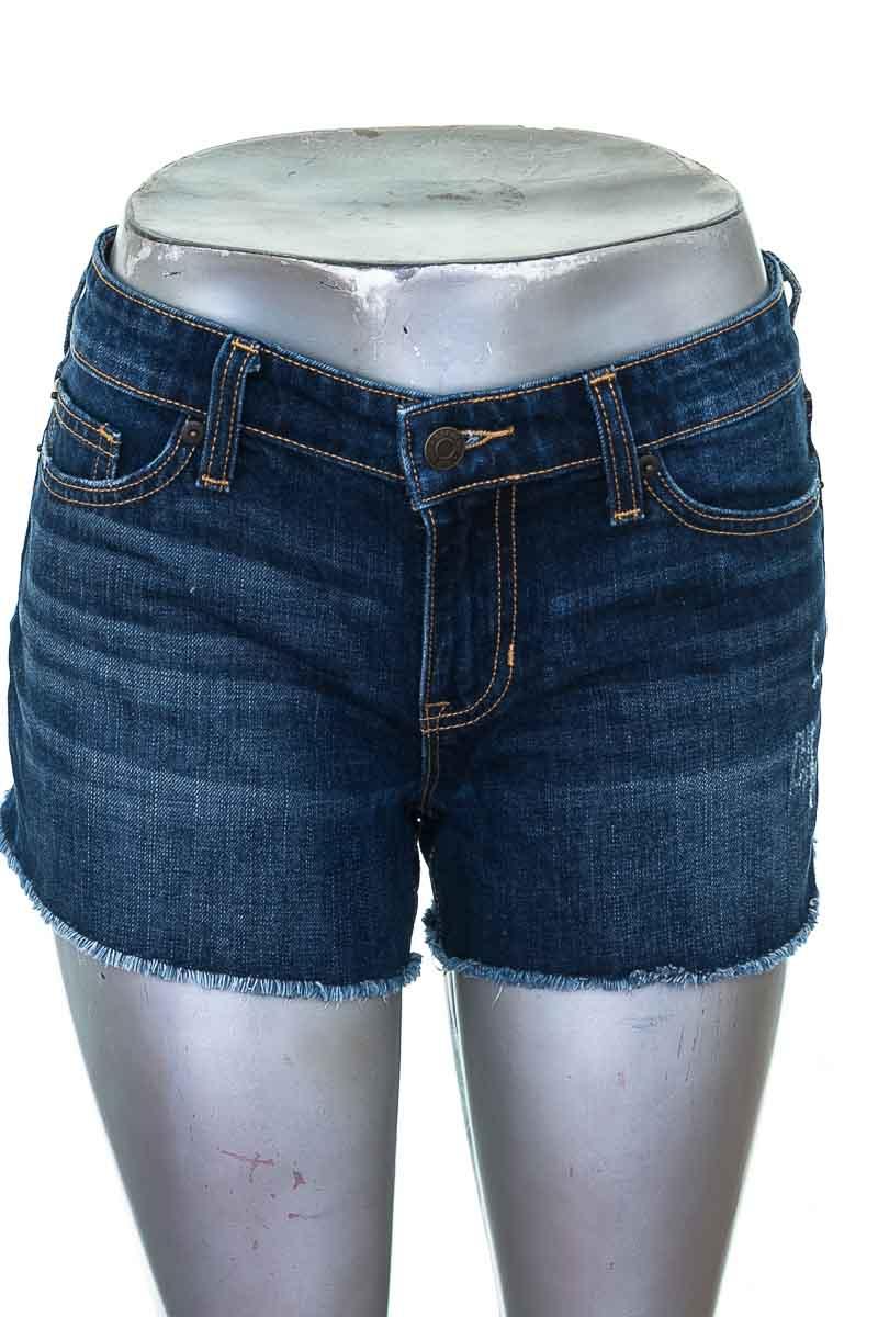 Short Jean color Azul - GAP