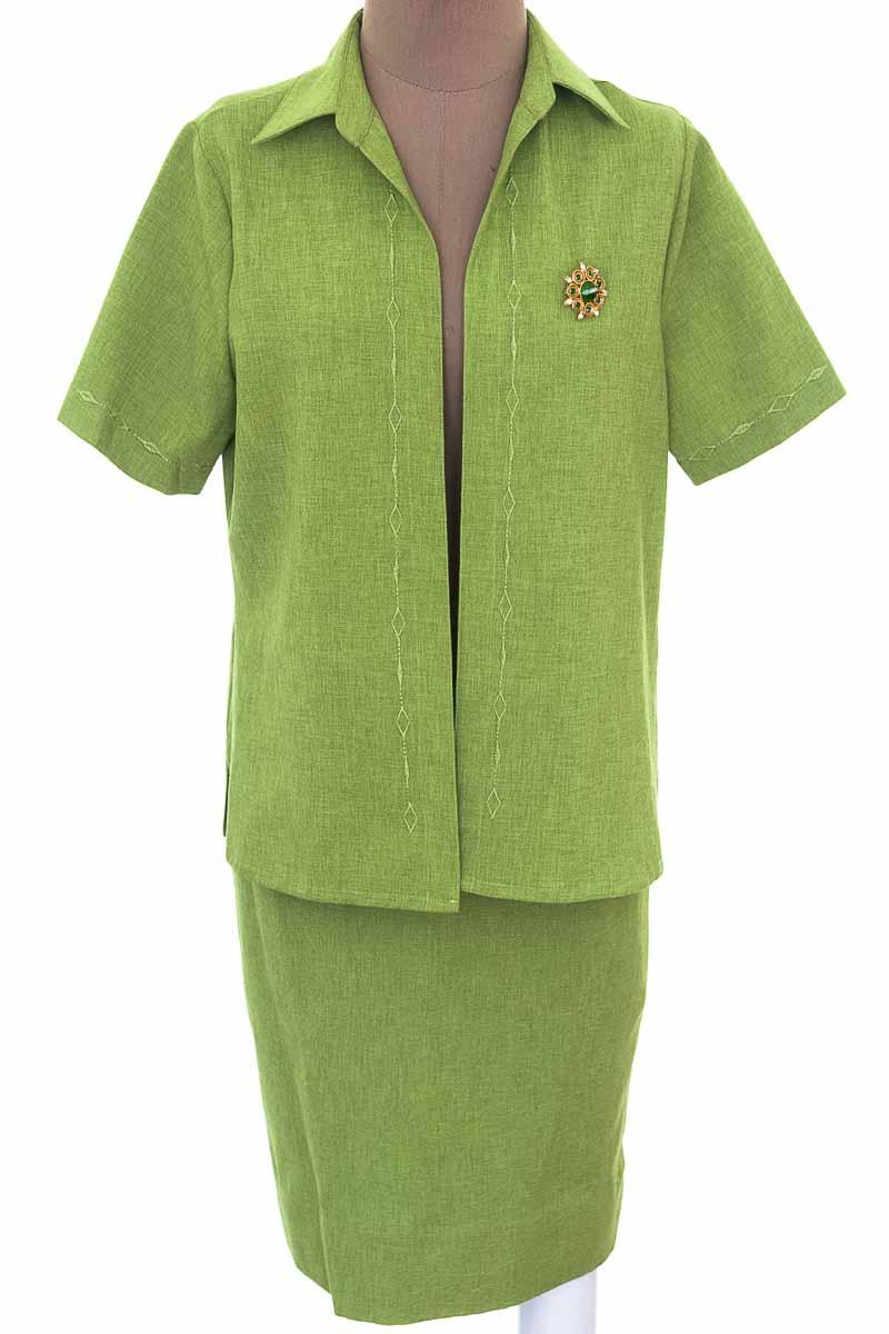 Conjunto Conjunto de Falda color Verde - Pat Primo