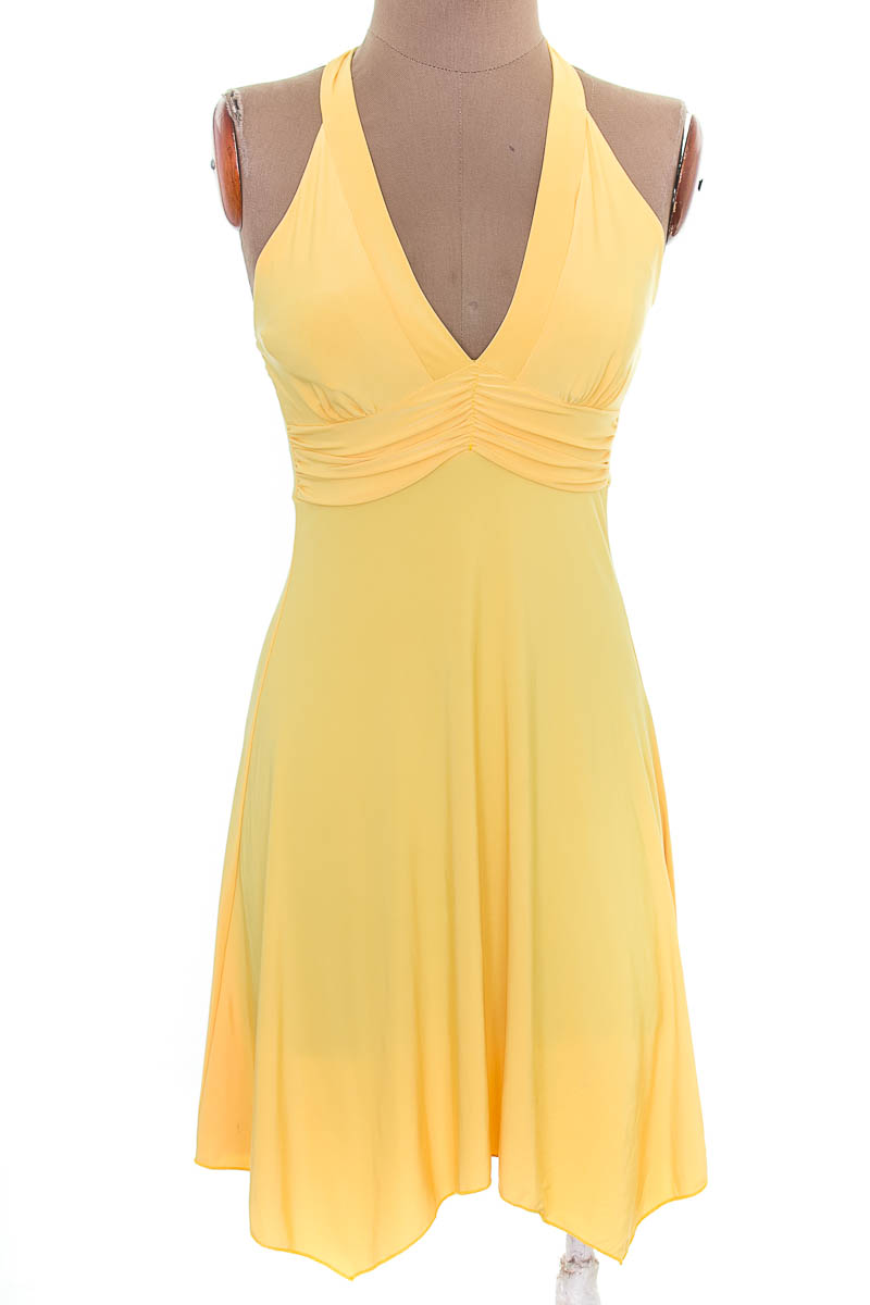 Vestido / Enterizo Casual color Amarillo - Nina Piu