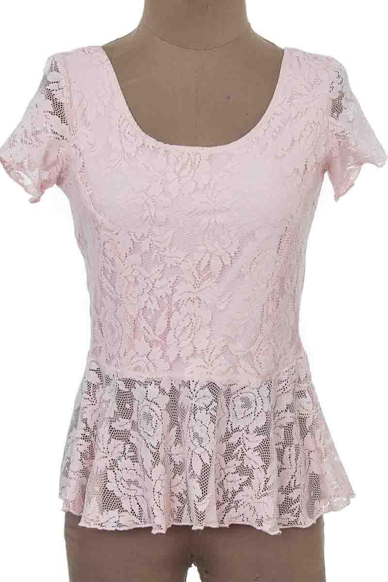 Blusa color Rosado - KLAU`S
