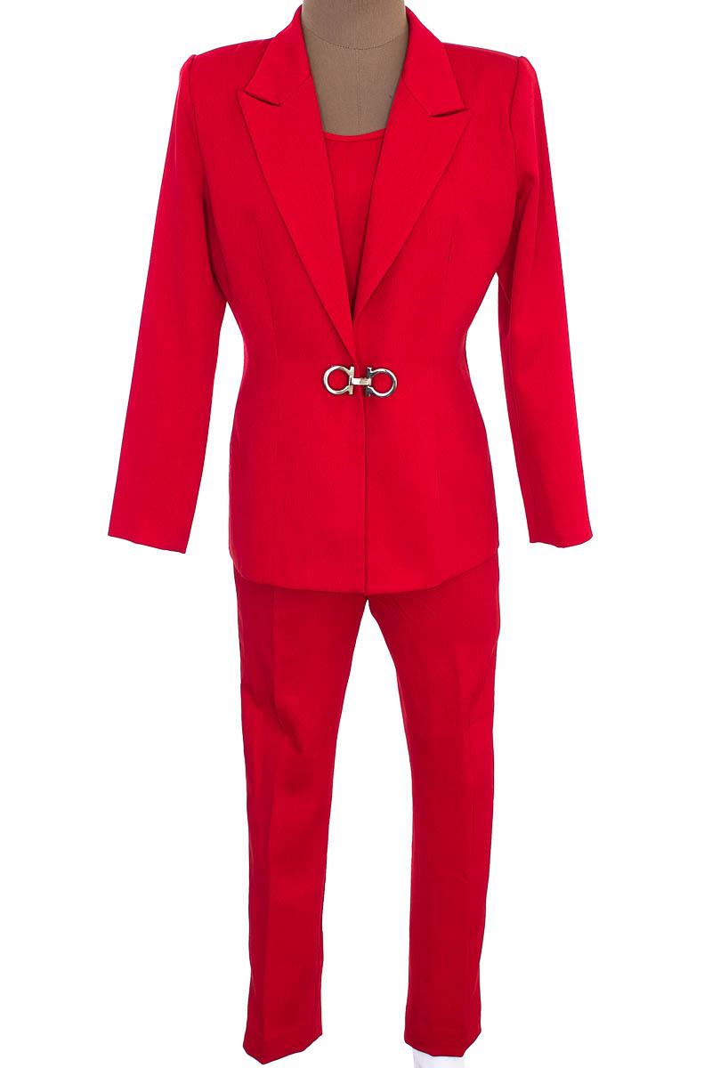 Conjunto Conjunto de Pantalón color Rojo - Cris Moda