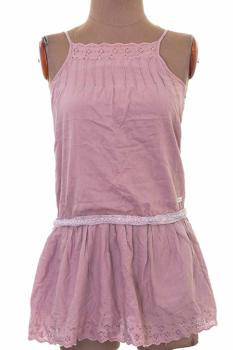 Vestido / Enterizo Casual color Café - Cheeky
