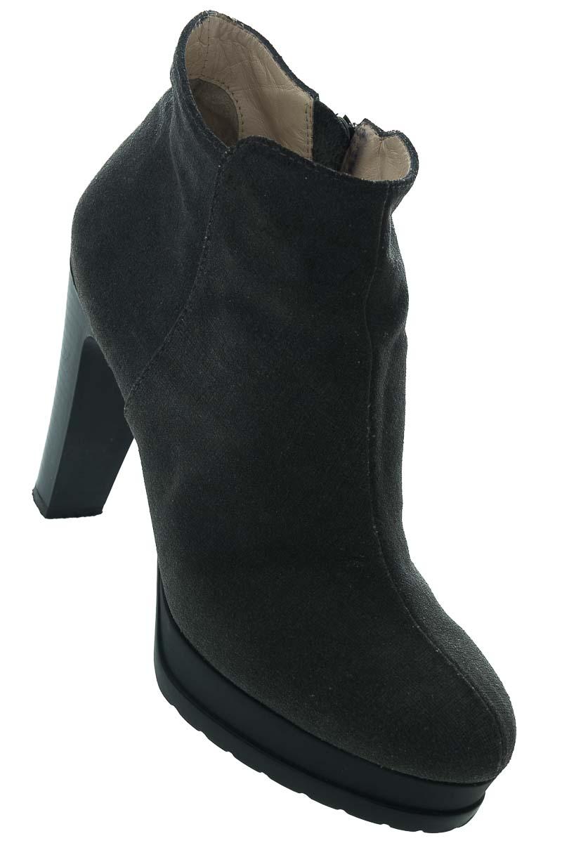 Zapatos Botín color Negro - Boucherel