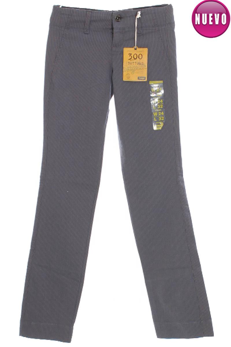 Pantalón color Gris - Wrangler
