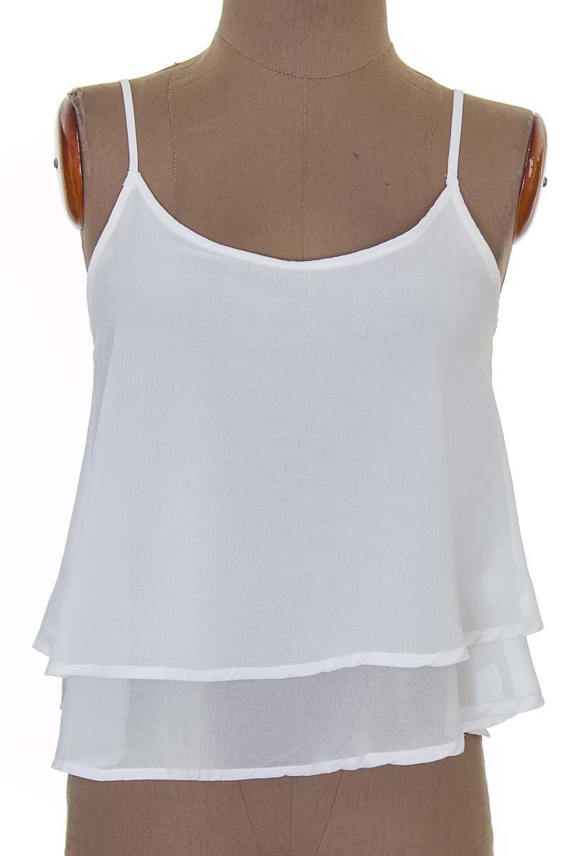 Top / Camiseta color Blanco - Croquet