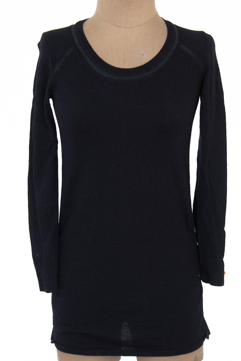 Sweater color Negro - Stefanel